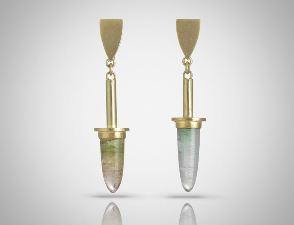 Bullet Earrings 4