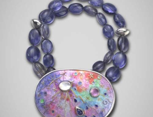 Galaxy Necklace 6