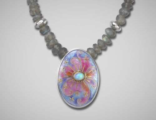 Galaxy Necklace 4